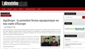 Article sur Agriloops